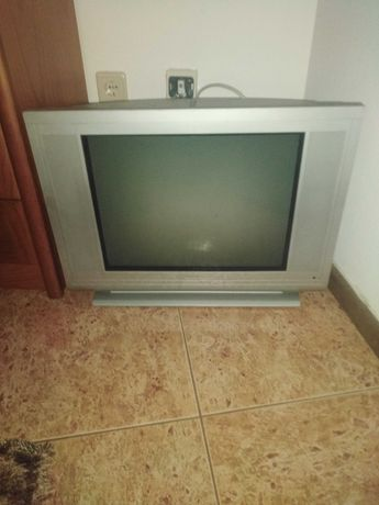 Televisao cinza