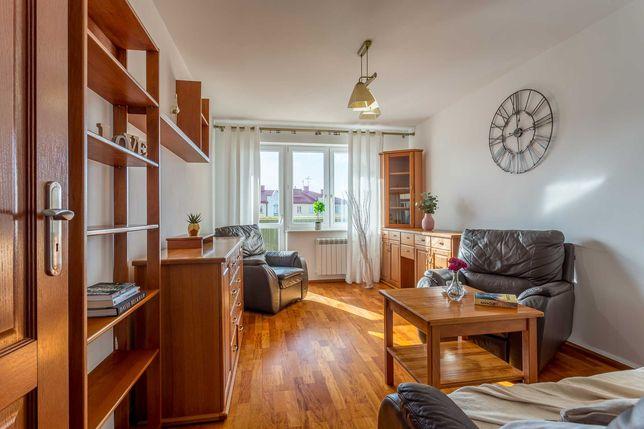 Komfortowe, dwupoziomowe mieszkanie na osiedlu Jeziorna