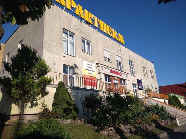 budynek biuro lokale Deszczno k. Gorzów