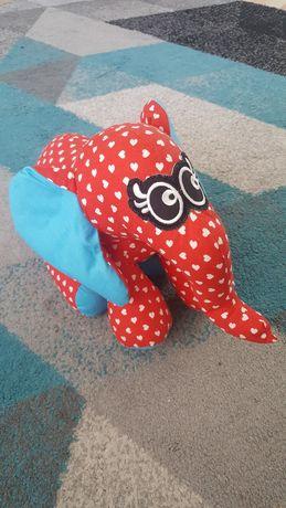 Pluszowy słoń, Handmade