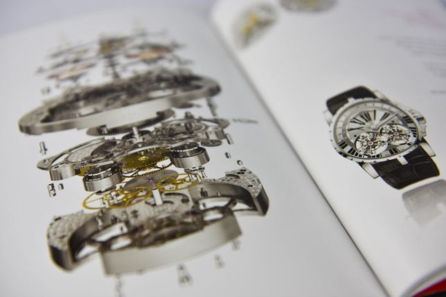 KATALOG Heuer/Rado/Breitling/Omega/Vacheron/Patek/Rolex/IWC/Jaeger