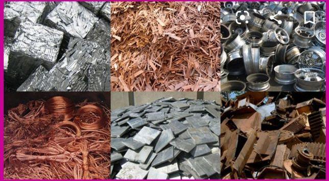 Приймаю металобрухт (металолом)