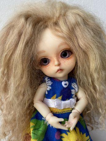 Продам шарнирную куклу Bjd