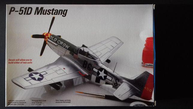 Testors P-51D Mustang