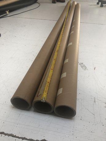 Rury kartonowe, gilzy 270 cm
