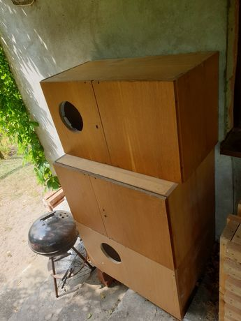 Domek dla kotów ocieplony 150wys