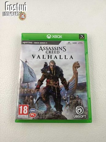 od Loombard Gostyń Gra ASSASSIN'S CREED VALHALLA Xbox One