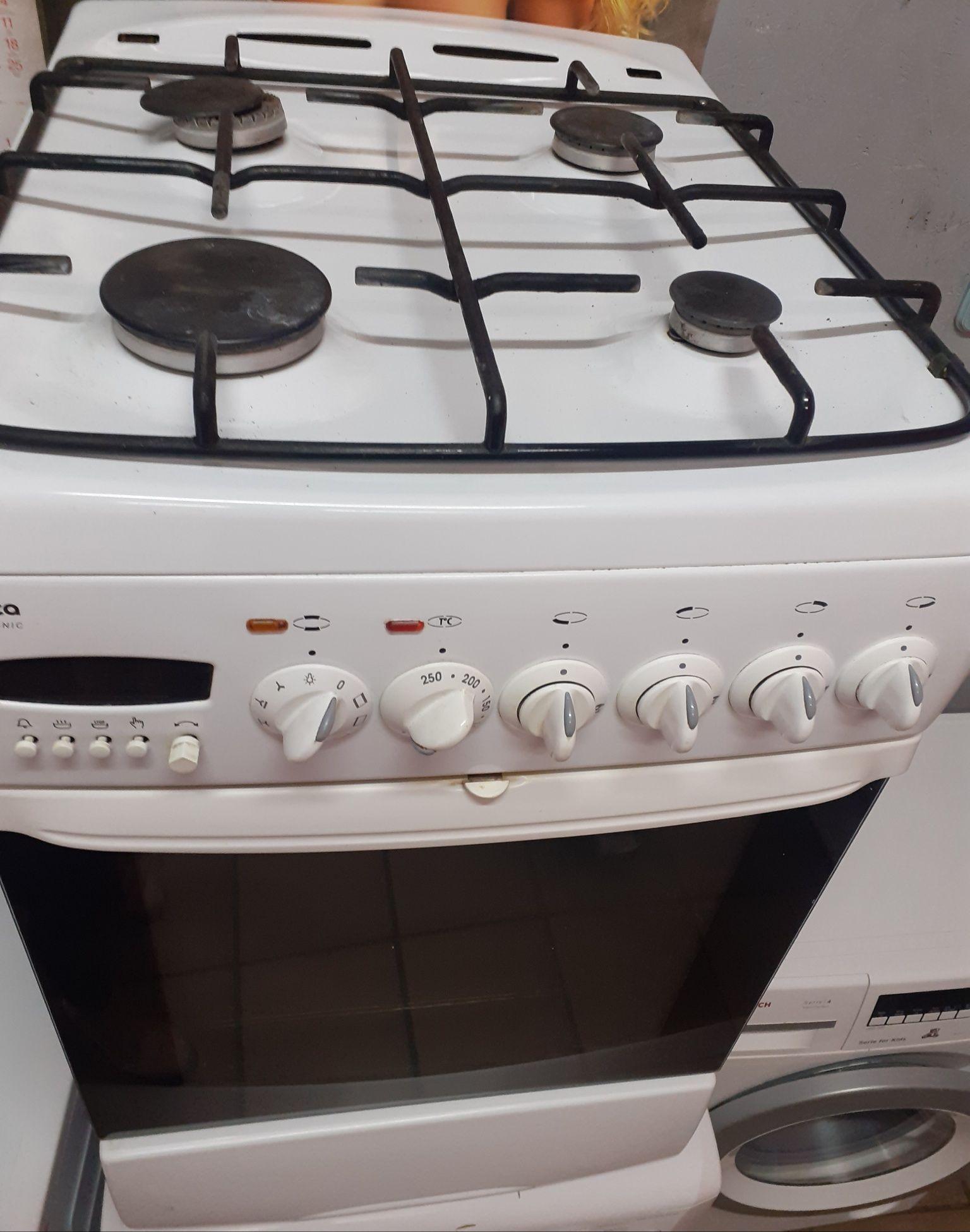 Kuchenka gazowo-elektryczna Amica