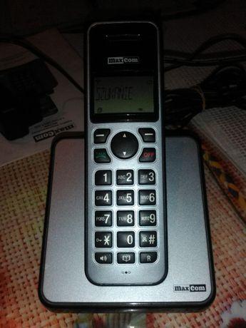 Telefon bezprzewodowy MaxCom MC1550