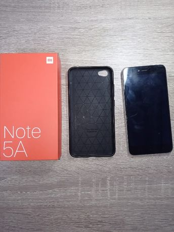 Xiaomi Redmi Note 5A 2/16 grey