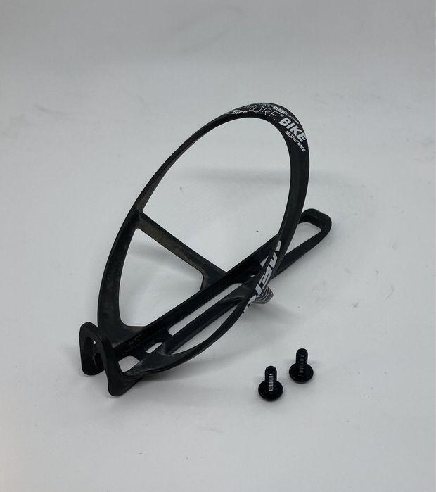 Koszyk na bidon karbonowy Merida, waga ze śrubami 19 g Sosnowiec - image 1