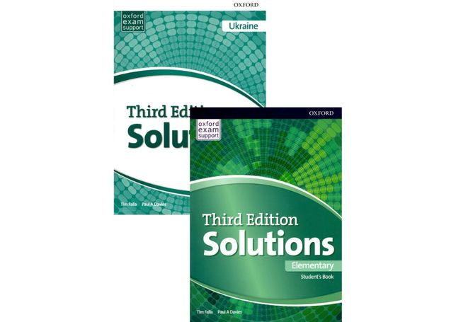 Solutions Elementary (3-rd edition)