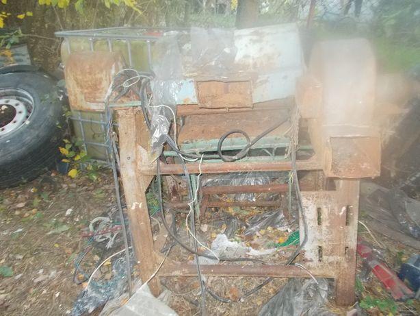 maszyna kuśnierska prasowaczka do skór kożuchowych 200 zł
