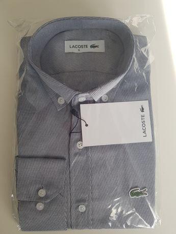 Męska koszula LACOSTE - XL