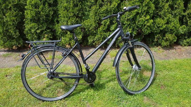 Rower trekkingowy bike manufactur magic 8 rozmiar M nexus 8