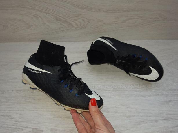 Бутсы, копы с носком Nike hypervenom оригинал