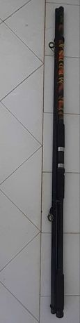 Cana de 4.5m - 3 partes - Sólida.