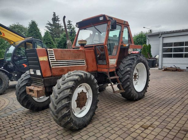 Fiat New Holland 1180 DT