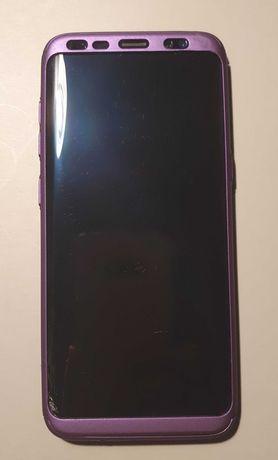 Samsung Galaxy S8 64GB, Duos, Midnight Black. В подарок новые чехлы