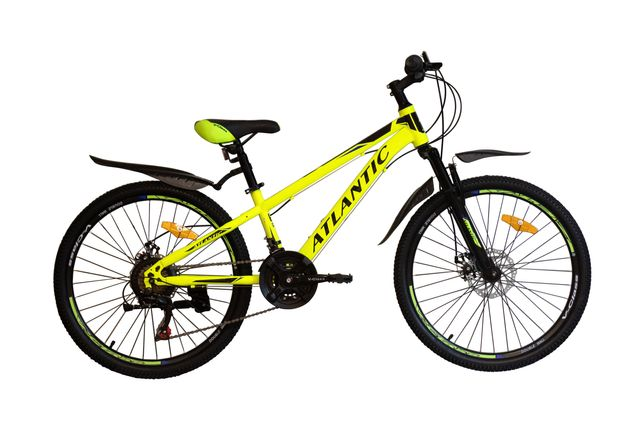 Надежный подростковый горный велосипед Atlantic Fusion NS 2021