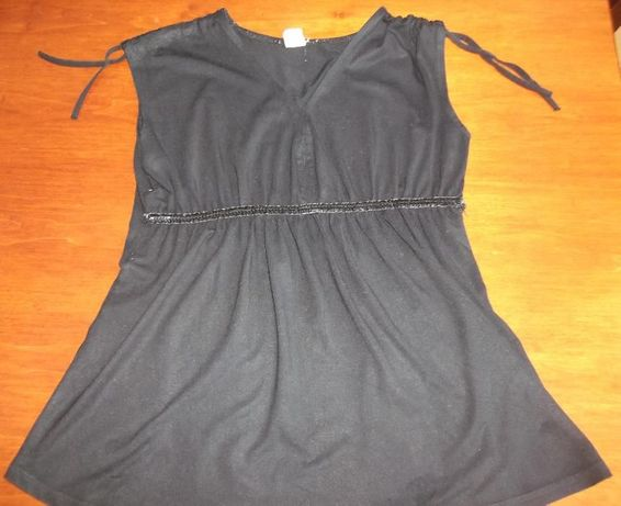 Bluzka ciążowa ramiączka 9 fashion roz. M CIĄŻA