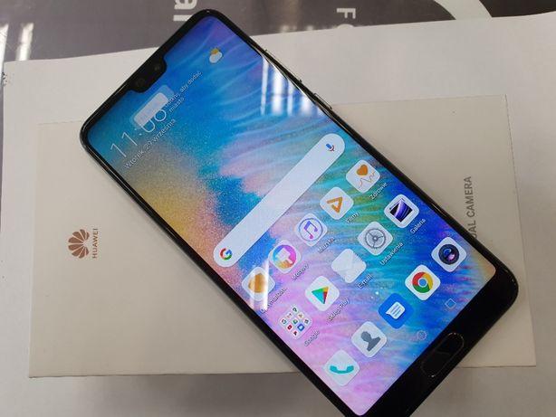 Huawei P20 128GB Dual SIM/ 4GB/ Niebieski/ 100% sprawny/ Gwarancja