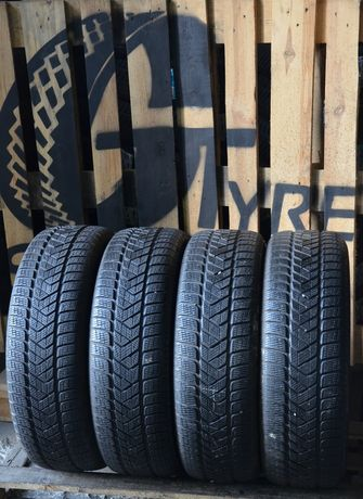 Резина зимова 215 65 r 17 Pirelli шини колеса шины зимние