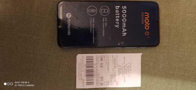 Nowa Motorola Moto e7