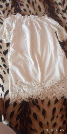 Фирменное платье mango