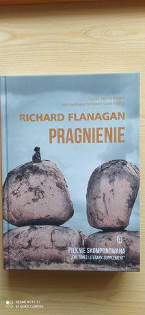 """""""Pragnienie"""" Richard Flanagan"""