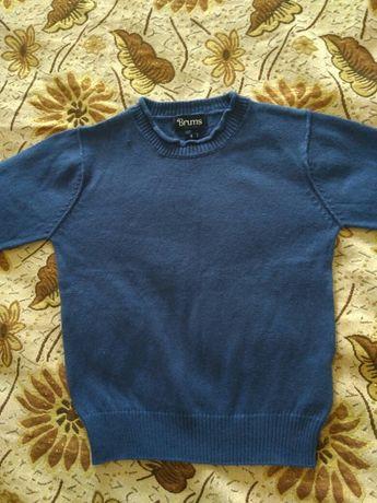 Новый полувер, свитер для мальчика Brums р.4/104