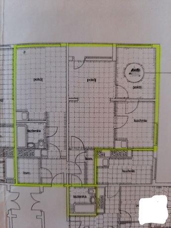 Mieszkanie 73,50 - Sprzedam ,bez pośredników.