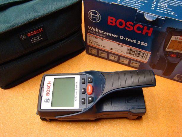 Wykrywacz BOSCH Wallscanner D-Tect 150