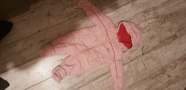 Kombinezon Nike różowy