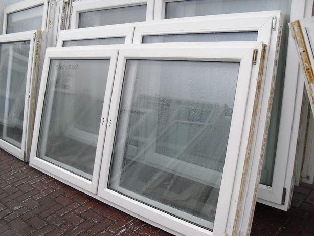 Okna Pcv 2060 X 1400 z Demontażu z Niemiec !