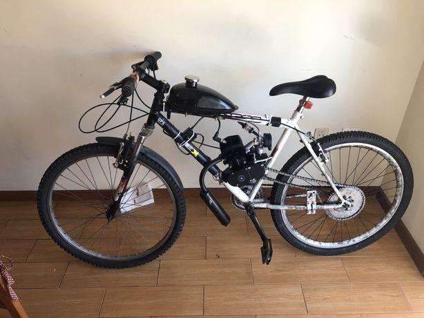Bicicleta Motor Bina 80cc NOVO   NAO aceito trocas