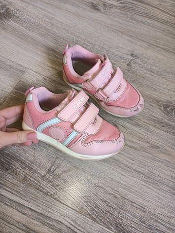 16,5 см. 27 р. Clibee кроссовки на девочку.