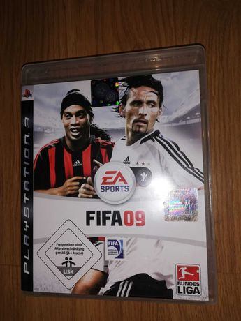 Gra PlayStation 3  FIFA 09