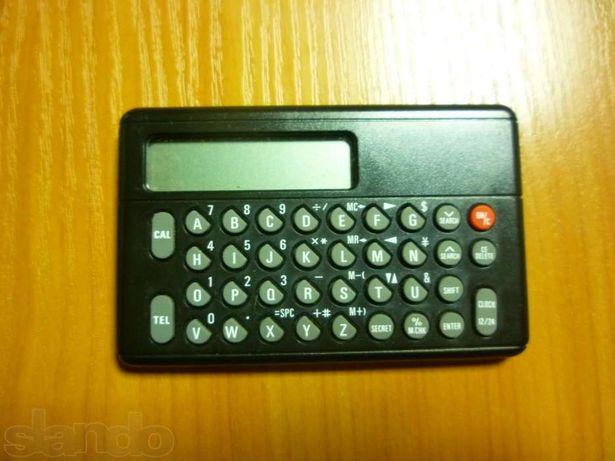 """Калькулятор и электронная записная книжка (2в1) """"Nestler-Matho 520"""""""