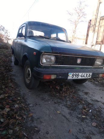 Москвич АЗЛК 2140 Люкс