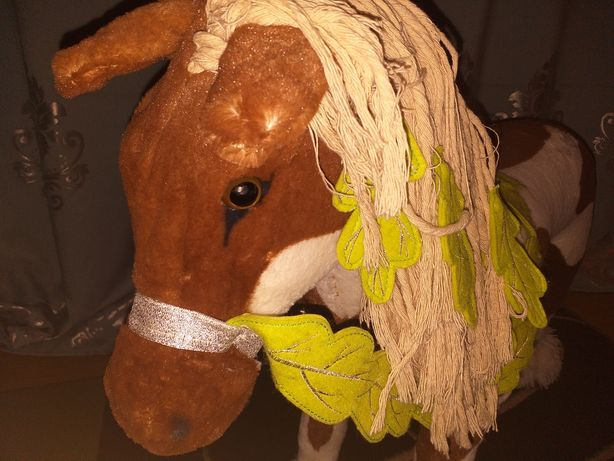 Кінь коник лошадка