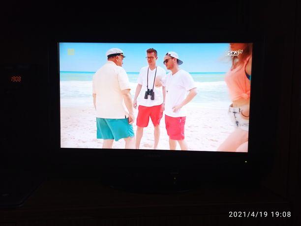 Telewizor LCD + dekoder DVBT + DVD