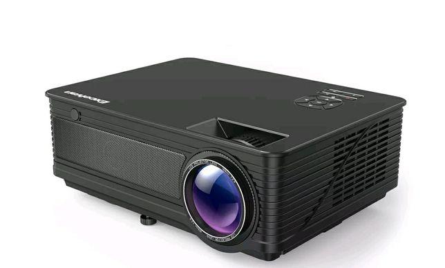 Projetor led 4500 lumens/MULTI-SCREEN/1080P (NOVOS)