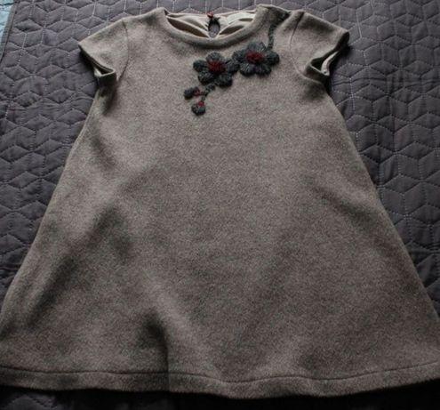 Sukienka Zara r.128
