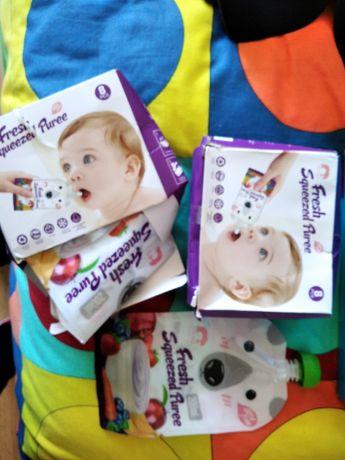 8 Sacos biberon bebé