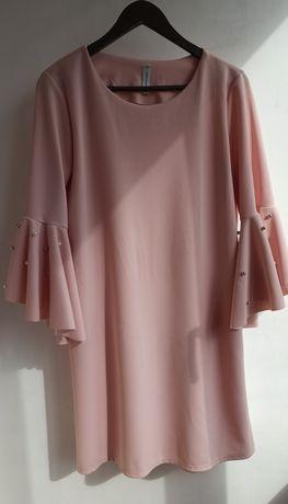 Платье new collection, пудра