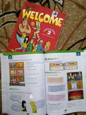 Тетрадь по английскому учебник по английскому языку для третьего класс