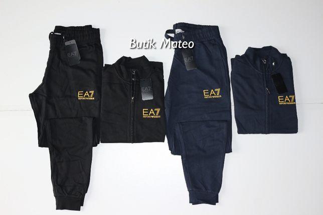 Dres Emporio Armani EA7 S-XXL Nowość Bluza + Spodnie HIT
