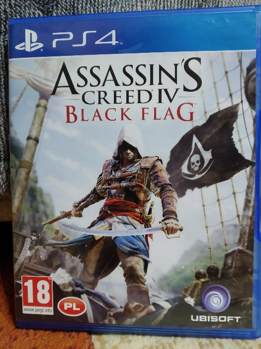 Assassins Creed 4 Black Flag PS4 Siedlce - image 1