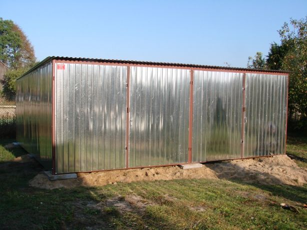 Garaz 6x5 - 2950